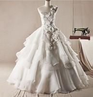 Hot-selling wedding princess wedding dress royal wedding dress
