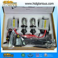 12v 55w G500 H4-3 H13-3 9004/9007-3 xenon HID kits 4300K 5000K 6000K 8000K 10000K,newest xenon h4-3 55w