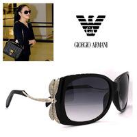 Star style darning-needle sun glasses Women sunglasses female