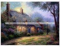 Beautiful modern oil paintings Guaranteed 100% Free shipping