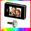 Digital door viewer with doorbell photo shooting function + night vision function + anti-damage alarm+video recording (DW-S281)(China (Mainland))