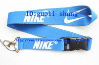 Hot 10pcs sport  Logo Lanyard/ MP3/4 cell phone/ keychains  /Neck Strap Lanyard WHOLESALE Free shipping