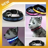 Free shipping!Wholesale pet supplies LED luminous Naughty Dog Leash