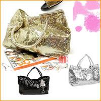 Sparkling Bling Shiny SEQUINS Party Bag Handbag new Korean version Shoulder Tote Bag for Women
