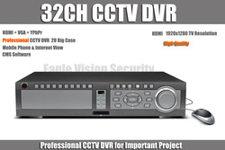 1920 x 1080P HD High Quality 32 Channel HDMI CCTV DVR 2U Big Case 8ch Audio 16ch Alarm 32ch Security Standalone DVR(China (Mainland))