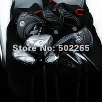 New X ST-Long 201 Golf Club 1pc Driver+2pc Wood+9pc Iron+1pc Putter Free Shipping
