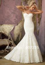 trumpet mermaid wedding dresses promotion
