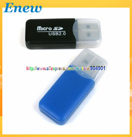 USB 2.0 Cool Card Reader High Quality Mini Micro SD/TF USB Card Reader