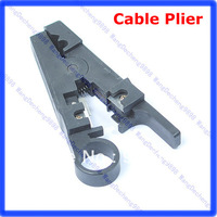 Free Shipping Portable Wire Cable Cutting Cutter Cut Stripper Plier