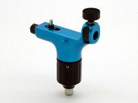 Blue Rotary Tattoo gun Machine Liner Shader RCA Plug Swiss Motor supply