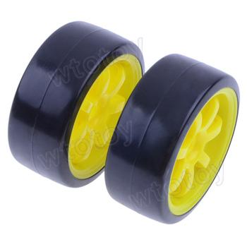 2pcs/lot RC 1/10 1:10 Model Car On Road Drift Tyre Tires Wheel  20351