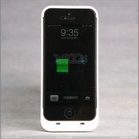 New design for iphone5 external battery 2200mAh    P-IPH5EXBAT004