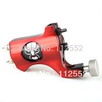 2012 New Top Pro Popular Motor Tattoo Rotary Machine gun supply - Red B00013-2
