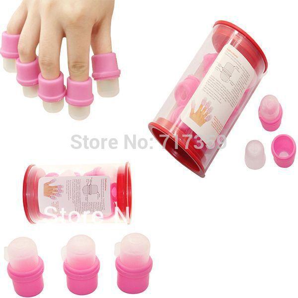 Popular gel nail polish remover aliexpress for Acrylic nail removal salon