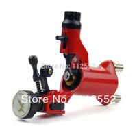 Design New Dragonfly Rotary Tattoo Machine Gun supply - Red B00016-1 - gum polishing