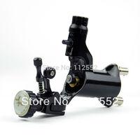 Rotary Tattoo gun Machines Adjustable Needle Liner Shader Silent Light - Black free shipping - gum polishing