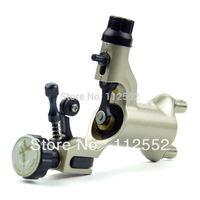 Professional Dragonfly Rotary Motor Tattoo Liner Shader Machine Gun sliver B00016-5 - gum polishing