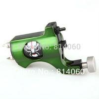 New rotary tattoo machine Motor Gun for Liner&Shader supply - Green B00013-1