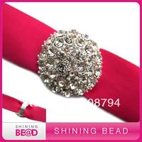 round rhinestone brooch buckle for ribbon,free shipping.25mm round rhinestone brooch with pin or bar,fashioin brooch for ribbon