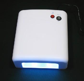 1pc uv lamp 36w 110-220V gel shellac for the Nails Art dryer 4pcs 365nm polish UV Bulb led light salon DIY Free Shipping