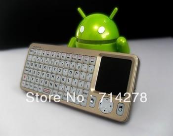 Good quality Free shipping Russian Version Of The Wireless, Mini Keyboard, Bluetooth Keyboard 3.0 Type: ZKC - 002,