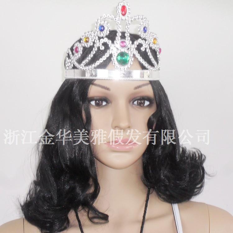 1PC New Wig male hair black wig anime wig male wig(China (Mainland))