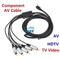 Free Shipping Component AV HDTV TV Video Cable cord For Sony PSP SLIM 2000 3000