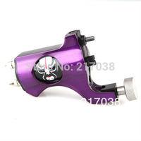 The newest motor Rotary tattoo machine gun supply wholesale Purple -B00013-5