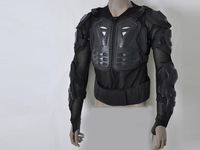 Free shipping Men Motorcycle Motorcross Racing Rider Body Armor Jacket Protection Gear M-XXXL[PA57-61]