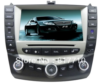DVD PLAYERS FOR ACCORD 03 04 06 07 WITH GPS ,BLUETOOTH ,DVB-T,ATSC,canbus box ,etc.
