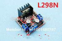 1 pcs x L298N DC and stepper Motor dual drive module for