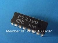 10Pcs PT2399 2399 DIP-16 Echo Audio Processor Guitar IC
