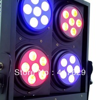 24x10W RGBW 4 in 1 Blinder Light