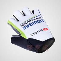 Arrival Tour De France  Liquigas Bike Bicycle GEL Half Finger Cycling Gloves Size S, M, L, XL