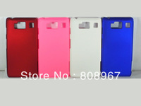 Hot sale 50pcs/lot hard frosted matte case cover for Motorola DROID RAZR HD XT926 Good quality and fashion style free shipping