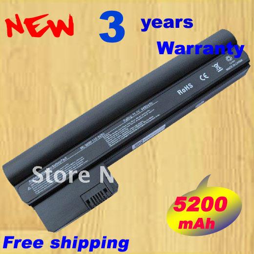 [Special Price] New 6 Cells laptop battery For HP Mini 110-3000 ,Mini CQ10-400 Series,HSTNN-CB1U, HSTNN-E04C,Free shipping(China (Mainland))