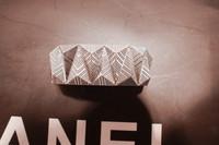 Free Shipping 10pcs/ lot new Arrivals carole pyramid stretch bangles bracelet jewelry abraded texture