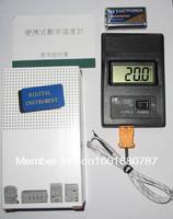 1PCS X TM-902C K Type Thermometer Temperature Meter + Probe