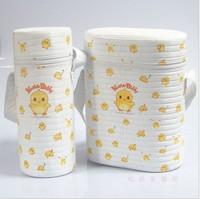 Chicken KEAIDE  Baby Kid Feeding SINGLE  Double Bottle Warmer Carrier Bag Carrier waterproof storage bags  free shipping