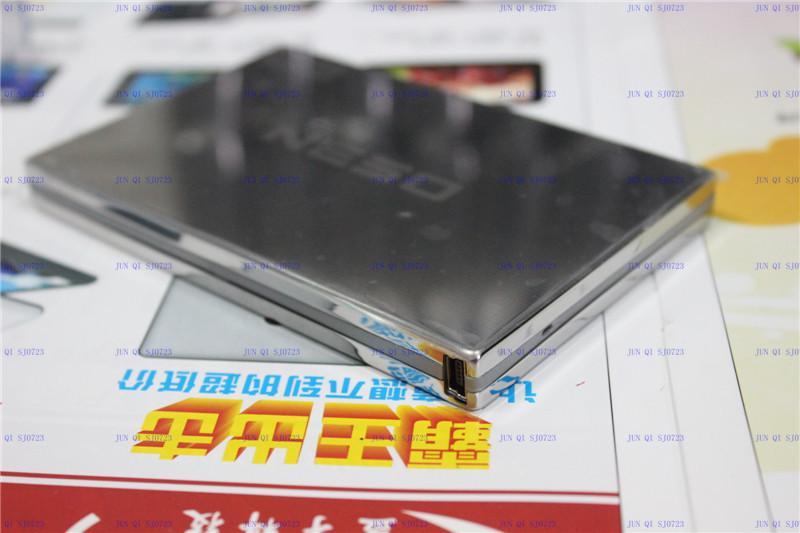 "5PCS,RL_B,SATA External Hard Drive case HD Mobile Disk Enclosure/Case 2.5"" USB 2.0, Free Shipping(China (Mainland))"
