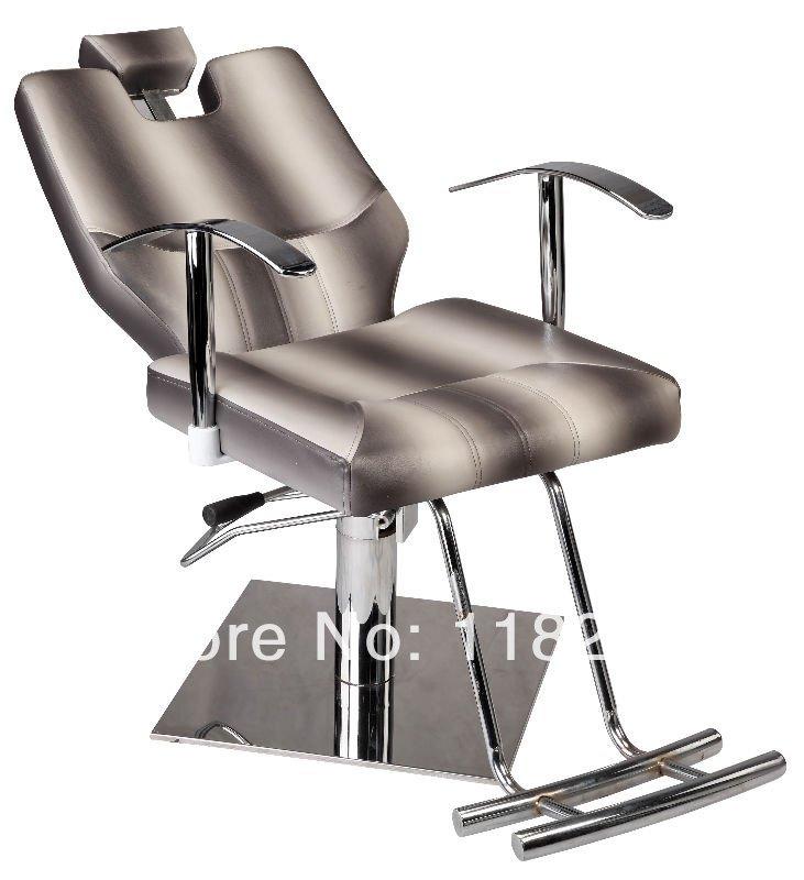 softreclinling cabeleireiro chair/MY-007-46 salão de barbeiro(China (Mainland))