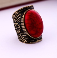 R072T  fashion stone vintage Women ring TN-3.99