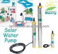 DC solar powered submersible pump for water  M2480-10