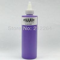 Dynamic Purple Lining Shading 1-OZ Tattoo Ink Pigment Supply Tribal Dark Blackest Wholesale FREE SHIPPING BY DHL
