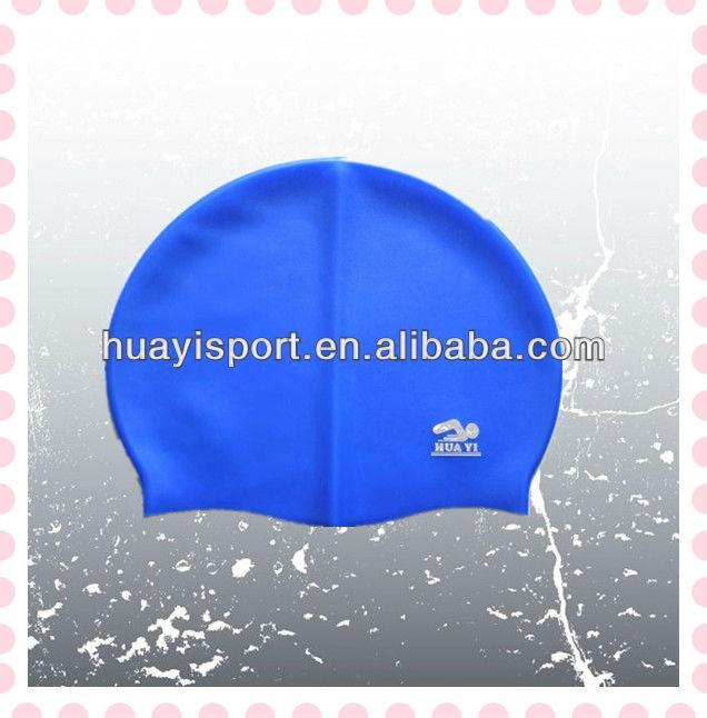 Custom Silicone swim cap(China (Mainland))