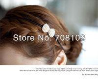Free shipping MIQ$10 pearls headband Fashion Glitter headband Alice band Hair Band Ring Rope Headwear Coiffure QB0158