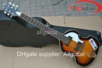 Viola guitar 6 strings Vintage Sunburst Viola electric guitar China Guitar