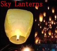 653-C  Sky Lanterns Wishing lamp lotus lamp water lamp sky lantern festival of the Sky Lanterns