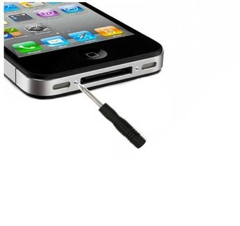 50pcs/lot wholesale universal black cross (+) phillips screwdriver repair tool for mobile phones/tablets/MP3/iPhone 4s/4