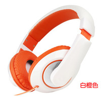 Brand MP3 headset bass stereo headphone fashion earphones free shipping